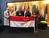أكاديمية البحث العلمى: 7 ميداليات يحصدها المبتكرون المصريون فى معرض بالكويت