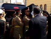 موجز أخبار مصر.. جثمان الرئيس الأسبق حسنى مبارك بمسجد المشير