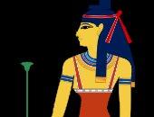 """عايز تتعلم الهيروغليفية.. اعرف إزاى تكتب """"إيزيس"""" إلهة الأمومة والسحر"""
