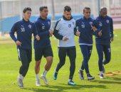 نقل تدريب الزمالك إلى الملعب الفرعى باستاد رادس تنفيذا لطلب الأمن التونسى