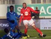 إصابة ياسين الشيخاوى لاعب النجم الساحلى بفيروس كورونا
