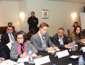 وزيرة التخطيط تناقش نتائج أعمال بعثة برنامج البنك الدولى لحماية البيئة