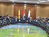 مجلس جامعة بني سويف يوافق على ترقية 26 عضوا بهيئة التدريس