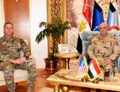 رئيس الأركان يلتقى قائد قيادة العمليات الخاصة المشتركة الأمريكية
