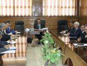 محافظ شمال سيناء يقرر إنشاء صندوق لدعم التعليم فى المحافظة