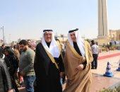 سفير البحرين يشارك فى الجنازة العسكرية للرئيس الأسبق حسنى مبارك