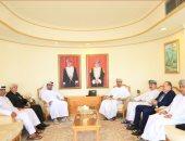وزير الرياضة العماني يبحث التعاون مع الاتحاد العربي للرياضة الجامعية