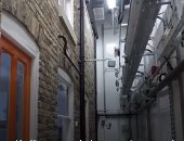 """""""مصر تستطيع"""" في جولة من داخل """"مبنى الطاقة"""" الوحيد من نوعه في العالم.. فيديو"""