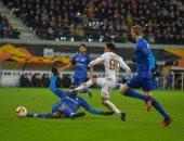 تأهل روما وباير ليفركوزن وولفرهامبتون لدور الـ16 من الدوري الأوروبى.. فيديو