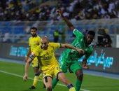 ملخص وأهداف مباراة النصر ضد الأهلى فى الدوري السعودي