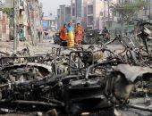 34 قتيلا وأكثر من 200 مصاب حصيلة احتجاجات قانون الجنسية فى الهند