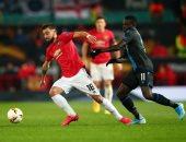 مانشستر يونايتد يسحق بروج بخماسية ويتأهل لدور الـ16 بالدوري الأوروبى.. فيديو