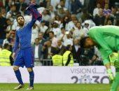 """ريال مدريد ضد برشلونة.. ميسى الهداف التاريخى للكلاسيكو بـ26 هدفا """"فيديو"""""""
