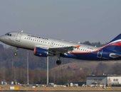 طائرة ركاب روسية تهبط اضطراريا بمطار شيريميتيفو بسبب تعطل محركها