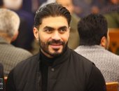 خالد سليم يشارك فى مراسم عزاء الرئيس الأسبق حسنى مبارك