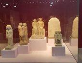 تعرف على فاترينة العالم الآخر بمتحف آثار الغردقة.. صور