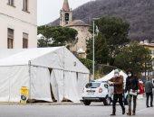ارتفاع حالات الوفاة فى سويسرا بسبب كورونا لـ805.. والإصابات لـ24 ألف