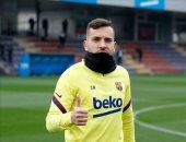 شكوك حول مشاركة ألبا أمام بايرن ميونيخ رغم دخوله قائمة برشلونة