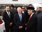 محافظ بورسعيد يستقبل وفد جهاز تنمية المشروعات الصغيرة وبنك الاستثمار الأوروبى