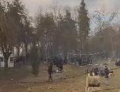 اليونان تمنع آلاف المهاجرين دخول أراضيها وتتهم تركيا بالتأمر