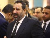 مجدي عبد الغني عن بكائه في عزاء مبارك: المشاعر فرطت مني ومش هيطلع يديني وزارة