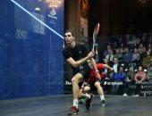 انطلاق منافسات نصف نهائى بريطانيا المفتوحة للاسكواش بمشاركة 5 مصريين