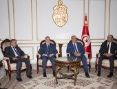 وزير الداخلية من تونس: يجب تفعيل آليات التنسيق الأمنى لمواجهة التطرف (صور)