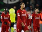 ماكينة أهداف ليفربول تتعطل فى الدوري الإنجليزي للمرة الأولى منذ 363 يوما