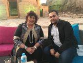 """ايناس عبد الدايم لـ""""اليوم السابع"""":مهرجان دندرة مهم وقنا مليئة بالأثار الرائعة"""