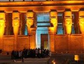 بتحب الفنون تابع فعاليات مهرجان دندرة وشاهد أعمال المعرض بقصر الفنون
