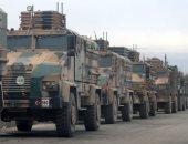قوات تركية وميليشياتها الإرهابية تقصف قرى بريف الرقة الشمالى فى سوريا