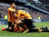وولفرهامبتون يخطف توتنهام 3-2 ويتخطاه بترتيب الدوري الإنجليزي.. فيديو