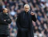 مورينيو: طيبة لاعبى توتنهام سبب الخسارة أمام وولفرهامبتون