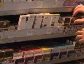 الضرائب ترفع ثمن علبة السجائر إلى 10 يورو فى فرنسا.. فيديو