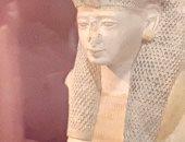 شاهد أشهر تمثال آثرى بمتحف الغردقة وقطع ذهبية تعرض لأول مرة
