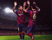 بلد الوليد ضد برشلونة.. ميسي يعادل رقم تشافى بعد الأسيست رقم 20