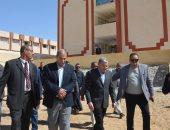 محافظ المنيا : تنفيذ خدمات متنوعة بتكلفة 46 مليون جنيه