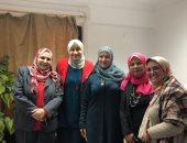 التعليم العالى: فحص 280 سيدة من العاملات بالوزارة ضمن حملة صحة المرأة