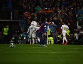 ملخص واهداف مباراة ريال مدريد ضد برشلونة فى الدورى الإسبانى