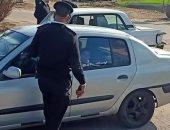 تحرير 5456 مخالفة مرورية متنوعة أعلى الطرق السريعة والصحراوية