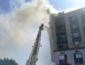 النيابة تطلب التقرير الجنائي والتحريات حول حريق استوديو في الهرم