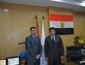 وائل الطيبانى نائبا لرئيس جامعة دمياط لشئون الطلاب