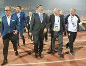 وزير الرياضة يوجه التحية لشوقي غريب في لقائه المفتوح مع الإعلام
