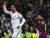 ريال مدريد يعادل برشلونة فى عدد الانتصارات بتاريخ مواجهات الكلاسيكو