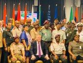 """نميرة نجم فى ندوة """"أفريكوم"""" حول حلول العمليات العسكرية والتحديات أفريقيا"""