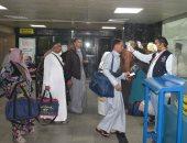 مطار القاهرة يسير اليوم 66 رحلة طيران أجنبية لنقل 7223 راكب