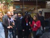 مراسلون أجانب من السجون المصرية: أماكن عقابية رائعة والصورة إيجابية.. صور