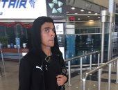 بعثة الزمالك تصل مطار القاهرة الدولى استعدادا للذهاب لتونس للقاء الترجى