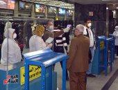 رفع درجة الاستعداد بالمطارات المصرية لمواجهة كورونا