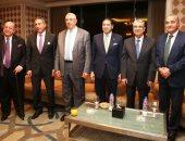 انطلاق احتفالية bt100 بحضور الوزراء ورجال الأعمال